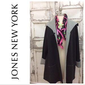 NWOT Jones New York Wool  Jacket